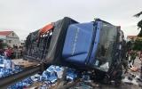 Vụ tai nạn giao thông ở Hải Dương: Tài xế có nhìn thấy người qua đường