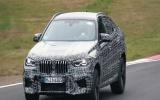 BMW X6 M phiên bản 2020 lộ hình ảnh chạy thử
