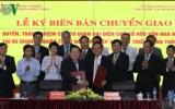 Bộ NN&PTNT bàn giao 5 doanh nghiệp về 'Siêu Ủy ban'