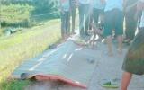 Thanh Hóa: Nam học sinh đuối nước khi trên đường đi chúc mừng ngày 20/11 về