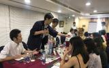Nhật Bản tổ chức hội nghị thương mại thực phẩm tại TP.HCM