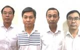 Khởi tố, bắt tạm giam ông Nguyễn Thành Tài, nguyên Phó chủ tịch UBND TP.HCM