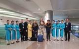 Đón vị khách quốc tế thứ 7 triệu đến TP. Hồ Chí Minh