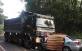 Tây Ninh: Xế hộp 'đấu đầu' xe ben, 2 người tử vong tại chỗ