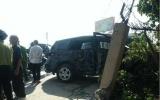 Thanh Hóa: Tài xế xe khách đâm xe biển xanh khiến 8 người thương vong bị khởi tố