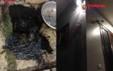 """Hà Tĩnh: Giám đốc Công an tỉnh chỉ đạo điều tra vụ nhà báo bị ném """"bom bẩn"""" vào nhà"""