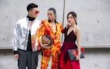 """Top 3 The Face VietNam 2018 """"lên đồ"""" street style nổi bật thu hút ống kính truyền thông Hàn"""