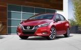 Nissan Sunny ra mắt phiên bản 2020