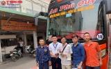 Nghệ An: Nhà xe An Phú Quý dùng mạng xã hội kết nối tìm chủ nhân đánh rơi tài sản