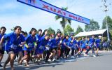 Chạy bộ - cú hích mới cho phong trào thể thao của giới trẻ Việt Nam