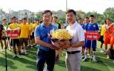 FC Doanh nghiệp Hoàng Mai vô địch Giải bóng đá tranh cúp Hùng Vương lần thứ 1 - năm 2019