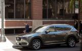 Mazda CX-8 ra mắt 3 phiên bản, giá từ 1,1 tỷ đồng