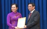 Hà Nam có nữ Bí thư tỉnh ủy đầu tiên