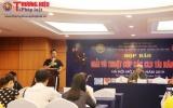 Hơn 1600 võ sinh tranh tài ở Giải võ thuật các CLB Tài Năng Trẻ Việt Nam