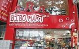 Quảng cáo sữa sai quy đinh, BiboMart bị xử phạt 20 triệu đồng