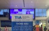 Sân bay Tân Sơn Nhất ngừng phát thanh thông tin chuyến bay