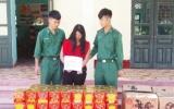 Quảng Ninh: Bắt 2 đối tượng vận chuyển trái phép gần 150kg pháo nổ