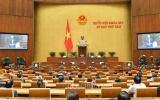 Quốc hội thảo luận về Dự thảo Nghị quyết thí điểm không tổ chức HĐND tại các phường thuộc Quận, Thị xã của TP. Hà Nội