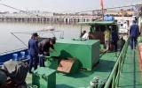 Bắt giữ tàu chở 20.000 lít dầu FO không rõ nguồn gốc