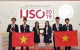 Đoàn Việt Nam đạt thành tích xuất sắc tại Kỳ thi IJSO 2019