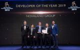 Novaland được vinh danh là nhà phát triển BĐS tốt nhất Đông Nam Á