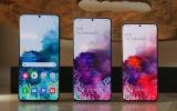 Ra mắt bộ 3 Galaxy S20 tại Việt Nam