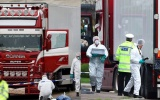 Khởi tố 7 bị can liên quan vụ 39 người chết trong container ở Anh