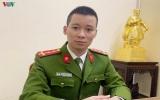 Thành tích nổi trội giúp Đại úy Danh Đạt lọt đề cử 20 gương mặt trẻ toàn quốc
