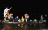 Quảng Nam: Tìm thấy 6 thi thể nạn nhân trong vụ chìm đò trên sông Vu Gia
