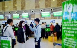 Cận cảnh quy trình khử trùng toàn diện trước, trong và sau chuyến bay của Bamboo Airways