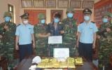 Bắt giữ đối tượng đem 5kg ma túy từ Lào về Việt Nam