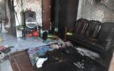 Bắt giữ nghi phạm dùng xăng đốt nhà trọ làm 2 người bỏng nặng