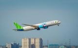 Bamboo Airways tạm dừng các chuyến bay về từ nước ngoài để phòng chống Covid-19