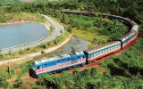 Tạm dừng bán vé tàu hỏa từ Hà Nội đi Quảng Nam