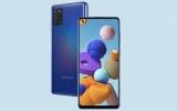Samsung Galaxy A21s chính thức ra mắt tại Việt Nam với giá chỉ từ 4,7 triệu đồng