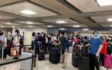 Chuyến bay đưa 346 công dân Việt Nam từ Mỹ về nước đã hạ cánh an toàn