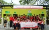Dai-ichi Việt Nam tổ chức bàn giao Công trình Nước sạch và Nhà vệ sinh học đường tại tỉnh Quảng Nam
