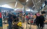 Chuyến bay đưa 350 công dân Việt Nam từ Australia về nước đã hạ cánh an toàn