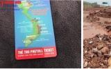 """Thẻ thu phí 'thiếu' quần đảo Hoàng Sa, Trường Sa: """"Bỏ quên"""" hay in """"chưa rõ nét"""" ?"""