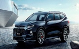 Diện mạo 'ngầu' mới của Chevrolet FNR Carry All Concept