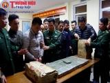Hà Tĩnh: Triệt phá đường dây vận chuyển 120 bánh heroin