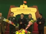 Bộ đội biên phòng Quảng Trị có tân Chính uỷ và Phó Chỉ huy trưởng