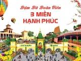 Long An: Rộn ràng Hội xuân Văn hóa - Du lịch Happyland 2019