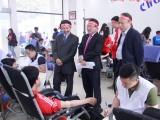 Chủ Nhật Đỏ năm nay dự kiến tiếp nhận khoảng 50.000 đơn vị máu