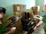 Đà Nẵng: Thu giữ hơn 1.300 hộp shisha không rõ nguồn gốc