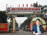 Đại gia bí ẩn nào thâu tóm Công ty Gang Thép Thái Nguyên?