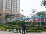 Đan Phượng, Hà Nội: Ấn định thời gian cưỡng chế quán cafe, bàn giao sân tenis tại Tân Tây Đô