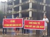 Dự án VIC Tower Trần Thái Tông: Quảng cáo 'màu mè' nhưng… rủi ro?