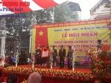 Hà Nội: Tưng bừng khai hội truyền thống làng Triều Khúc