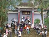 Hà Tĩnh: Ngày mồng 6 tháng Giêng sẽ khai hội Chùa Hương Tích 2019